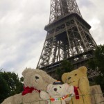 Teddy Bears' Picnic In The Tuileries (Paris)