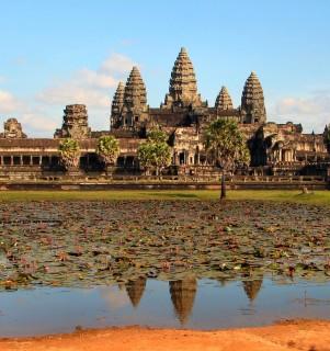 Lingering Memories Of Siem Reap