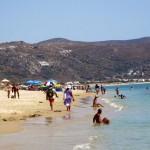 Picture Perfect Plaka Beach, Naxos