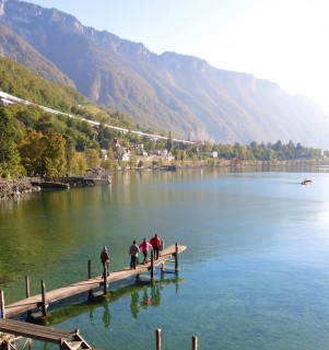 Charlie and Freddie's Montreux Riviera (Switzerland)