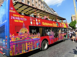 Red Bus Rome