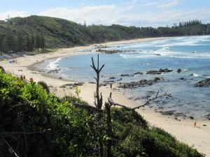 Beach near Sea Acres