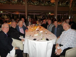 Evening dinner Celebrity Solstice