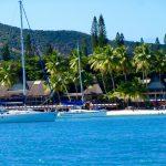 Pacific Island Paradise