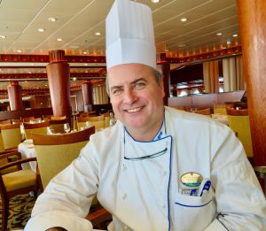 Viktor Schmidt, Executive Chef Radiance of The Seas