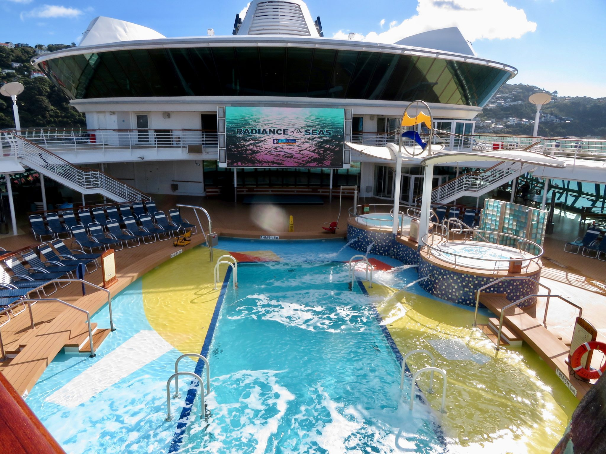 SOMETHING FOR EVERYONE ON RADIANCE OF THE SEAS GayMenOnHolidaycom - Radiance of the seas
