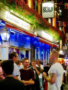 Soho gay bars London