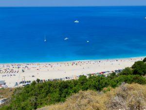 Myrtos Beach Kefolonia