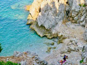 Gay beach Kefolonia