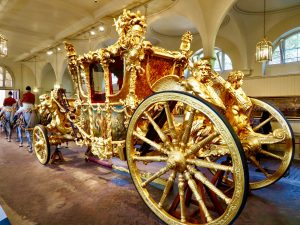 The Queen's Gold Carriage