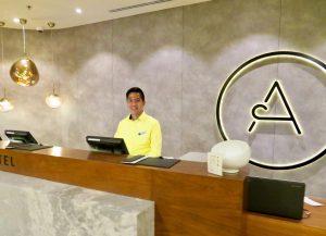 Singapore Aerotel Transit Hotel