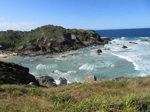 Port Macquarie coast