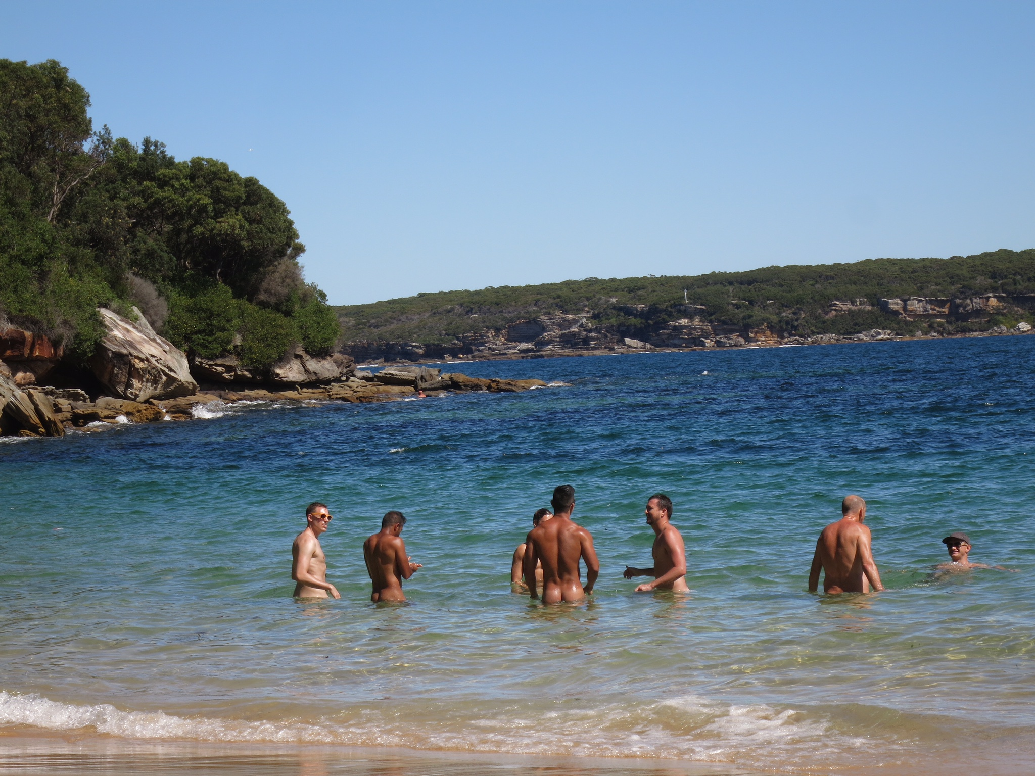 Best nude beach in sydney-3242