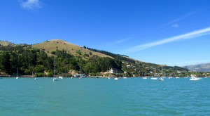 Bay of Akaroa