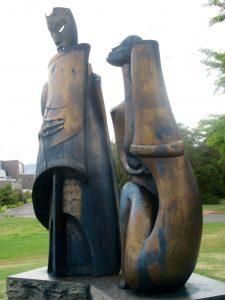 Millennum Sculpture Rotorua