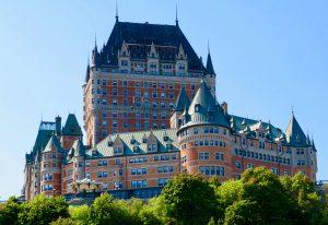 Quebec Fairmont Chateau Frontenac