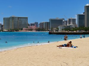queen's Beach Honolulu