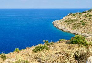 Coastline Kefolonia