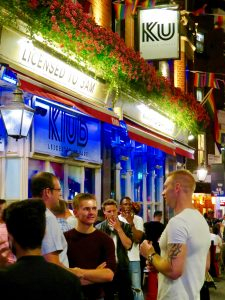 Soho gay bars London
