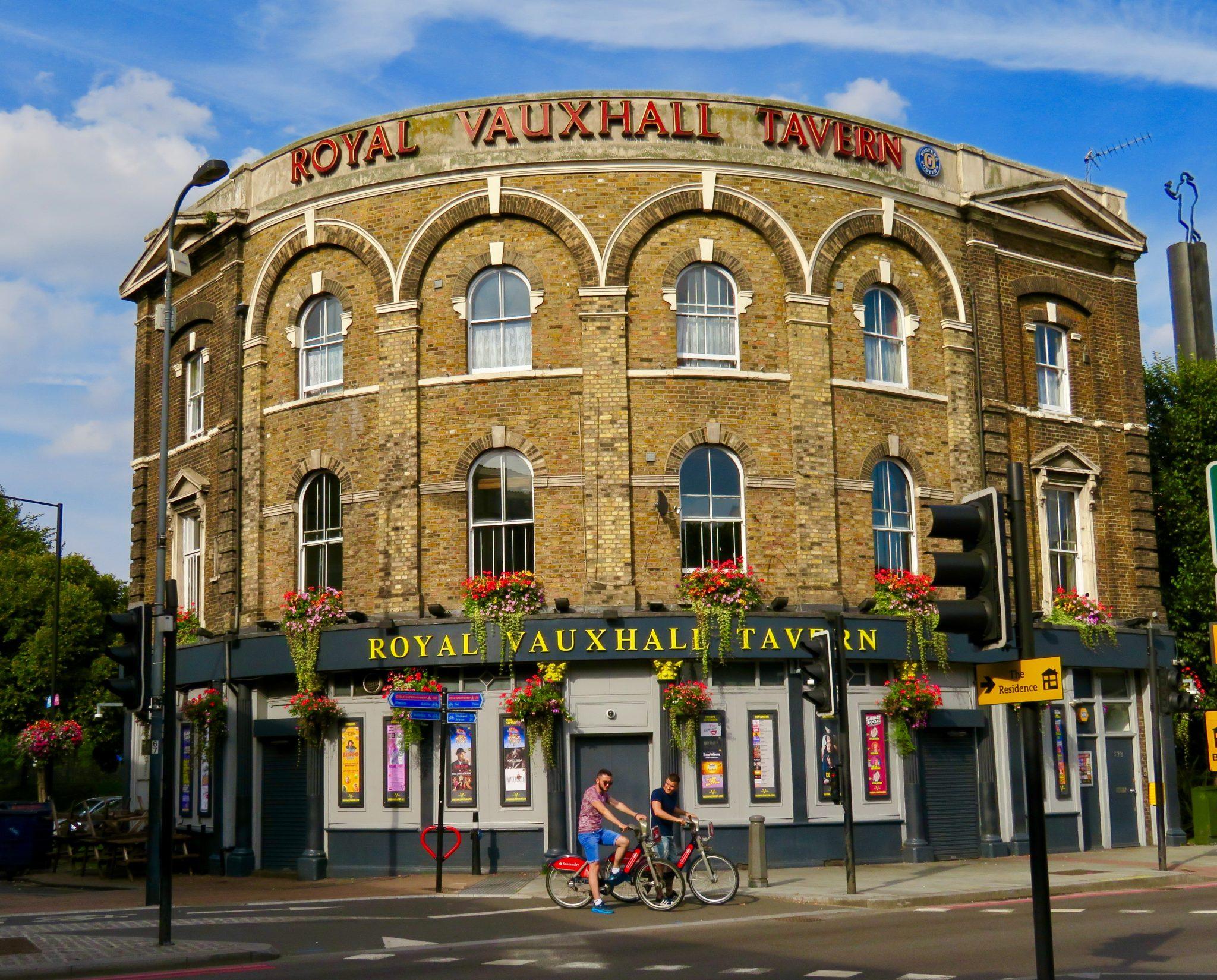 london area in Best gay