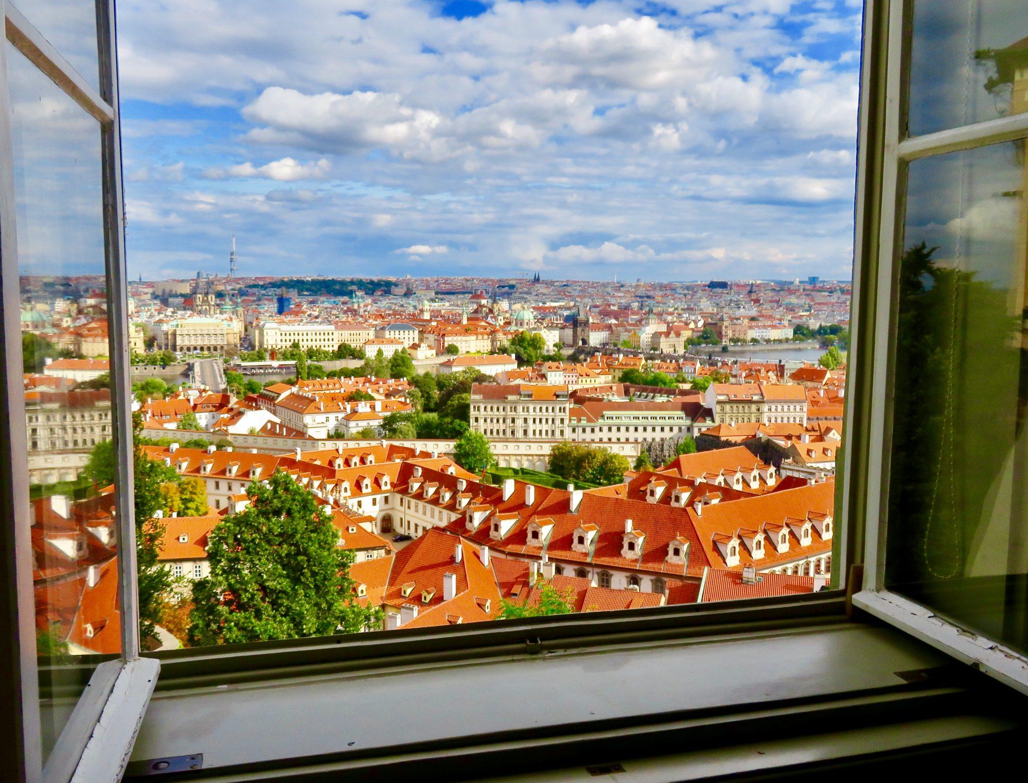 FOUR DAYS IN GAY PRAGUE