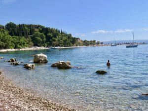 Split, situated on Croatia's Dalmatian Coast,