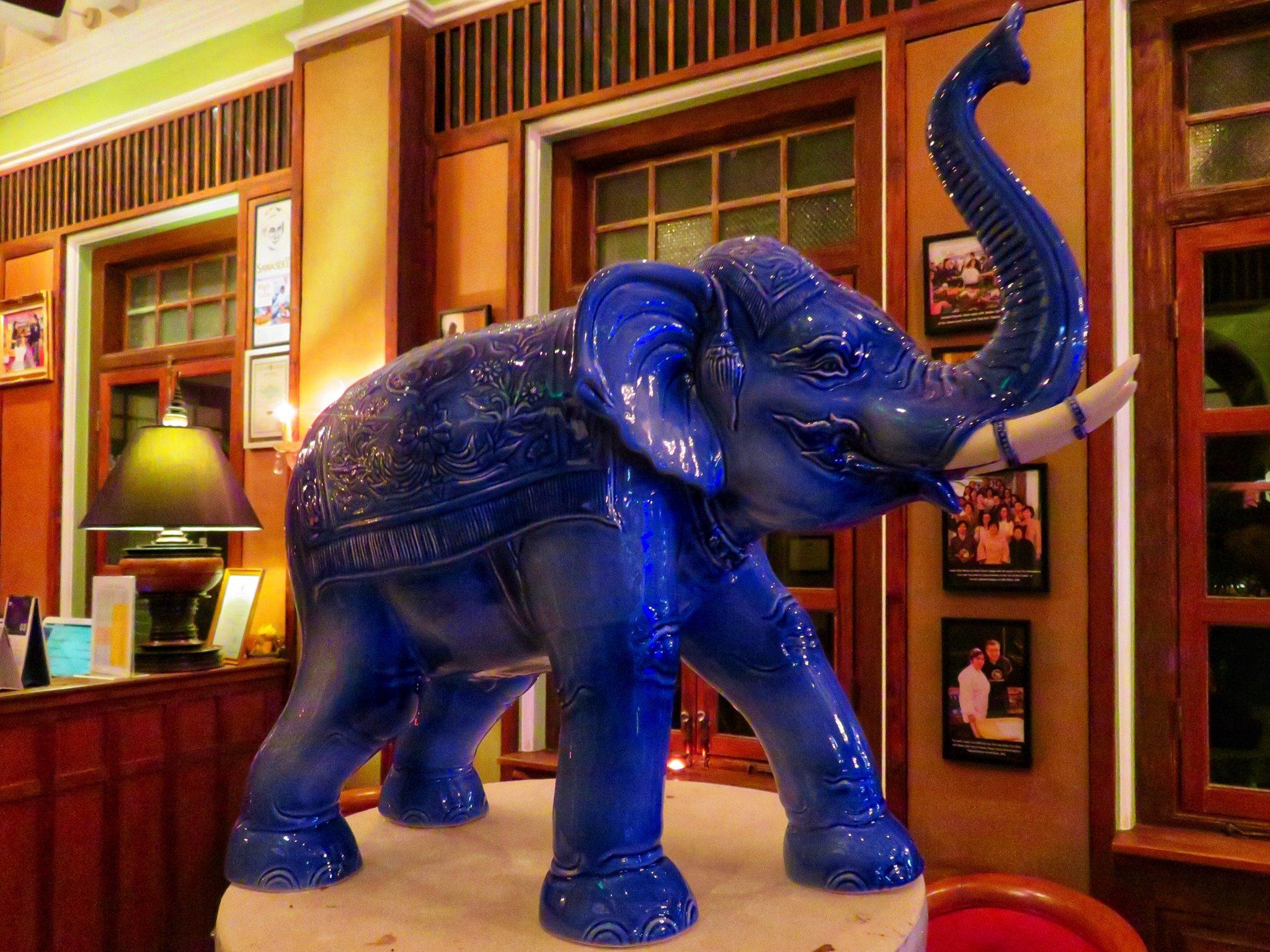 Blue Elphant Restaurant