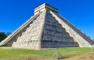 Chichen Itza Cancun.