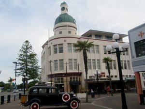 Napier New Zealand.
